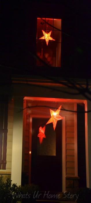Whats Ur Home Story: Christmas Porch, Easy Christmas Decor,christmas decorating