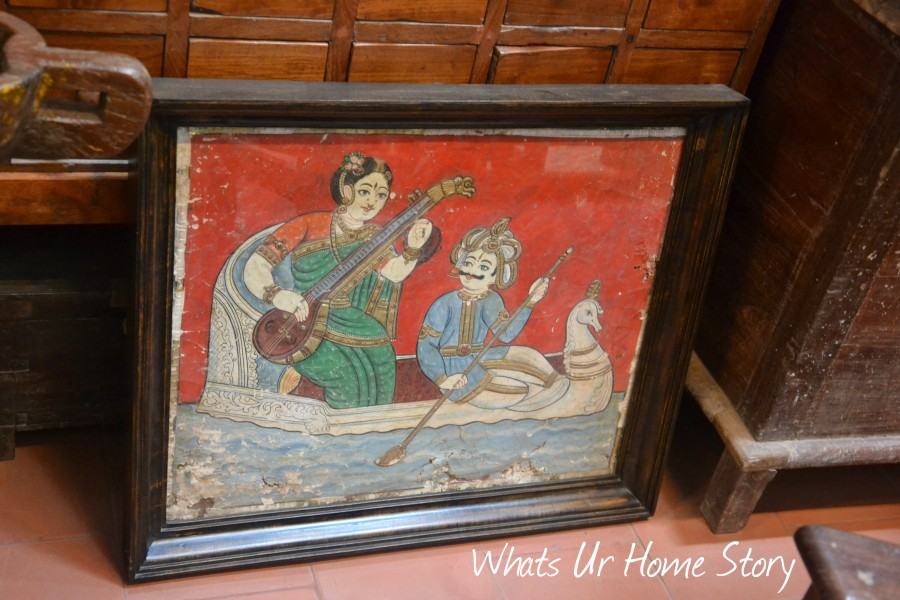 Antiquing in Jew St, Fort Kochi