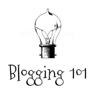 Blogging 101 – Marketing