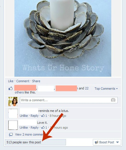 how important commenting on Facebook is