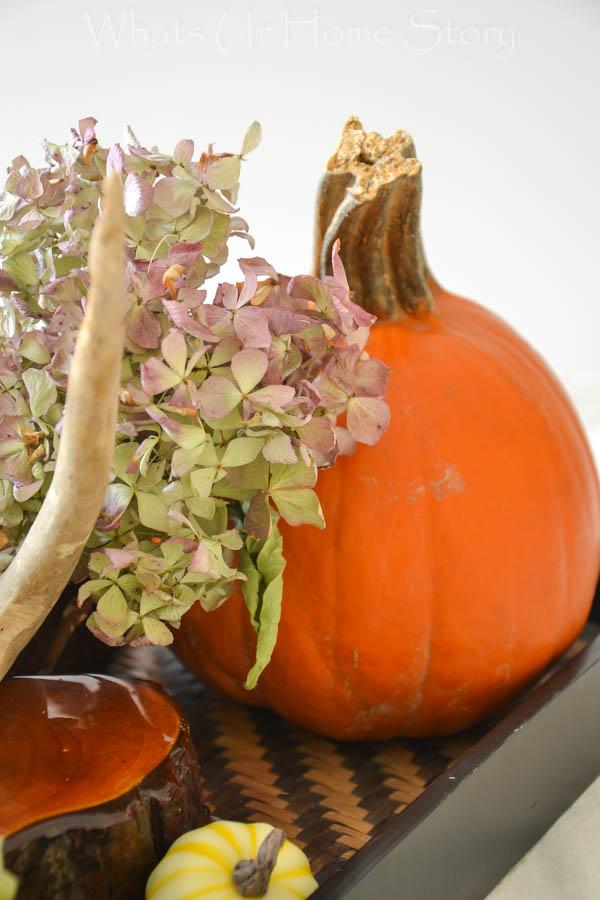 Fall harvest centerpiece diy
