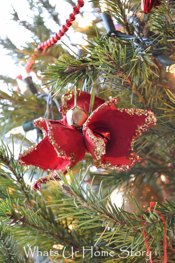 Amaryllis  Ornament
