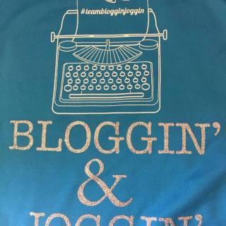 Go #teamblogginjoggin!