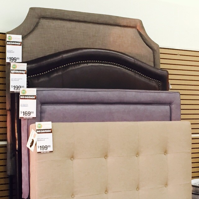 headboards at Big Lots