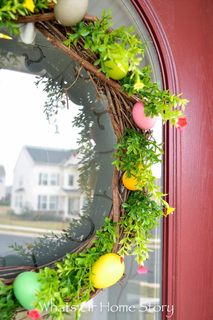 Spring Egg Wreath