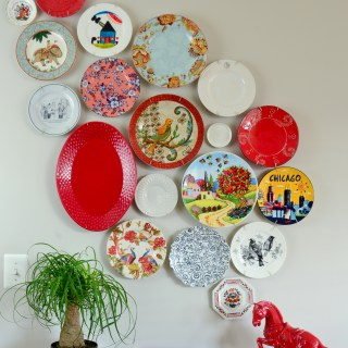 Plate Wall – New Look