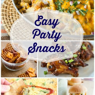 7 Mouth Watering Party Snacks
