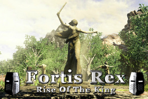 fortis rex logo