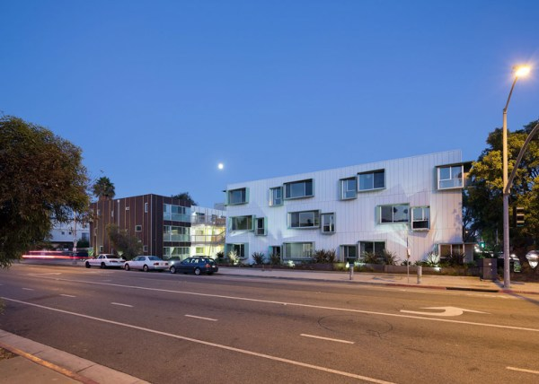 Broadway Housing, Santa Monica
