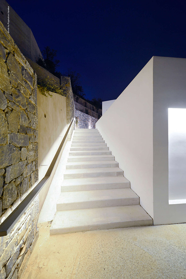 Villa Melana, Greece