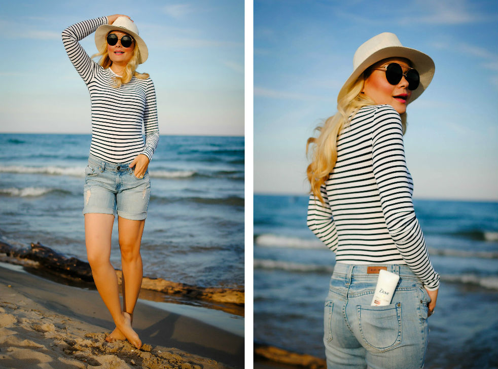 Dove Adanced Care_Beach Day_Beauty_What Would V Wear_7