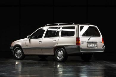 Schnittiger Alleskönner mit Qualitätsproblemen: Opel Kadett E Caravan (1984–1991)