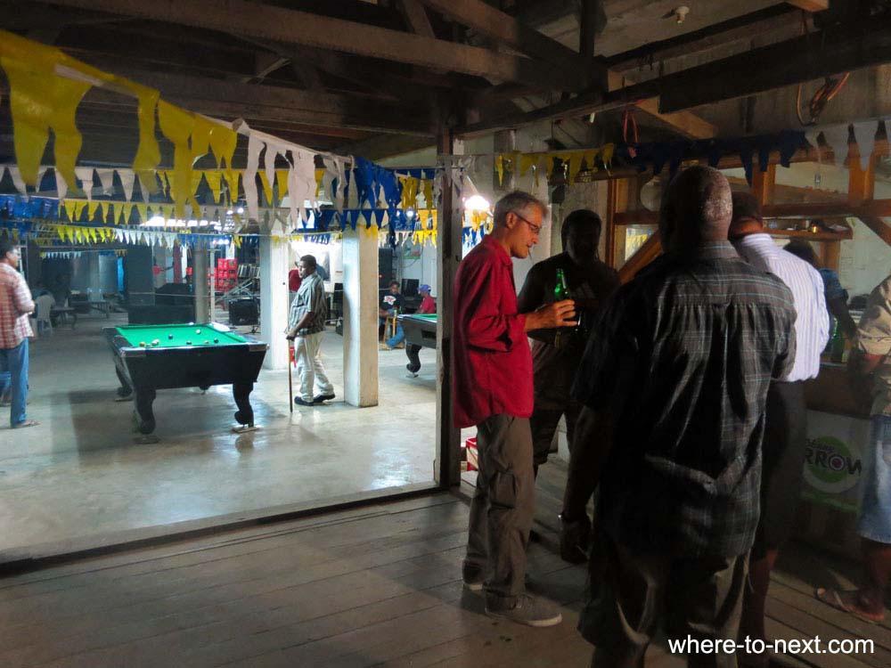 Captains Club Honiara Pub