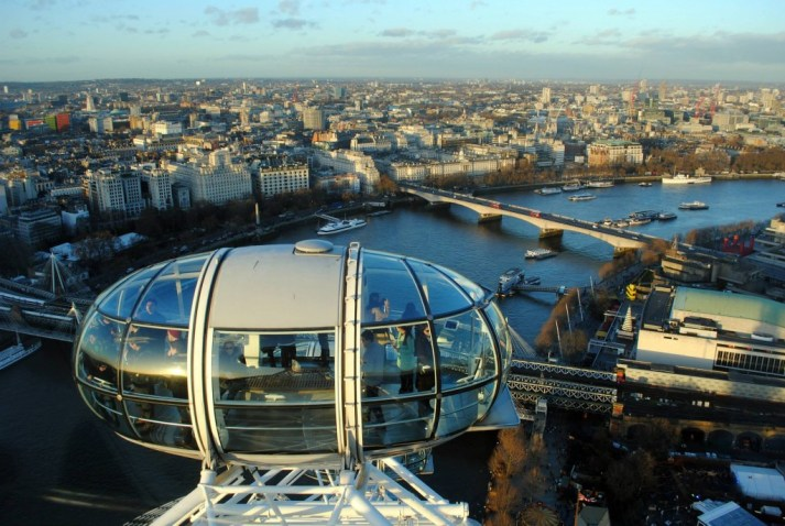 London Eye, things to do in London