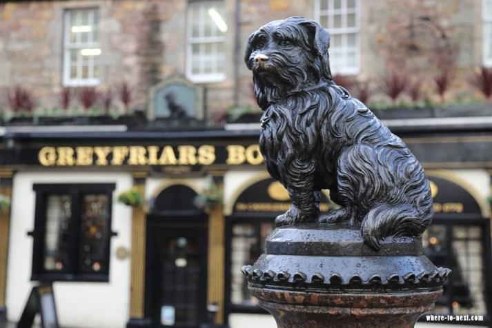 6486 Edinburgh Greyfriars Bobby