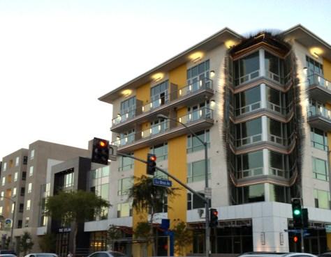 LaBrea at Santa Monica Blvd, Photo Romi Cortier