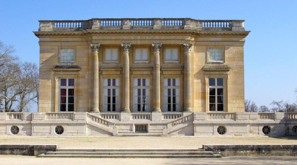 Petite Trianon at Versailles, Photo Romi Cortier