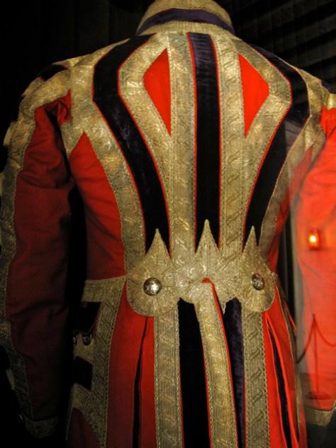 Uniforms for Petite Trianon, Versailles, Photo Romi Cortier