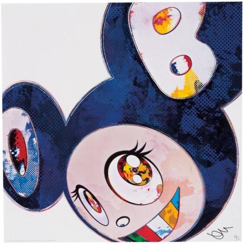 Murakami, Lot 120, Image Courtesy LAMA