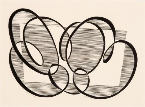 Josef Albers, Lot 302, Image Courtesy LAMA