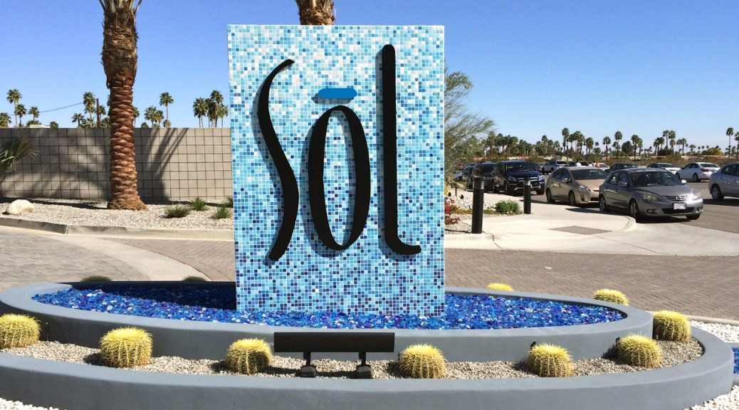 Sol, Palm Springs, Photo Romi Cortier