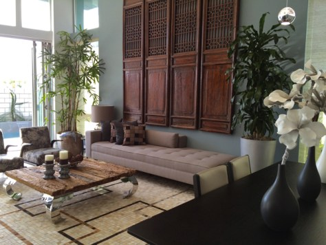 Living Room, Sol 2, Palm Springs, Photo Romi Cortier