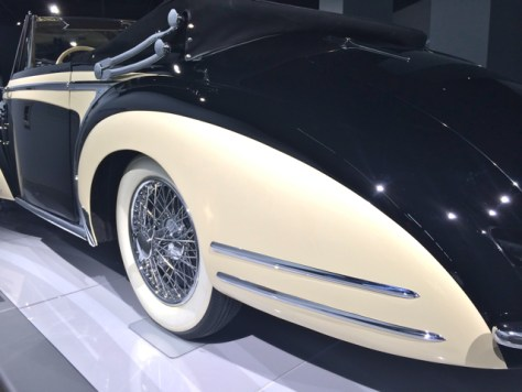 1953 Delahaye, Type 178m (The Margie and Robert E. Petersen Collection) Petersen Automotive Museum, Photo Romi Cortier