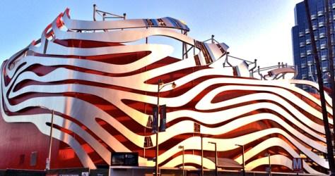 The Peterson Automotive Museum, Los Angeles, Photo Romi Cortier