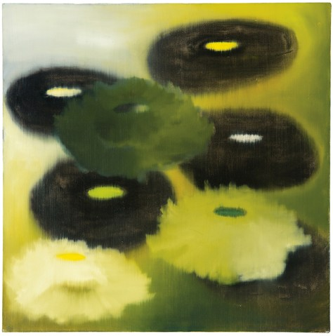 Lot 219, Untitled, Ross Bleckner, Los Angeles Modern Auctions, May 22, 2016, Estimate: $12,000 - $15,000