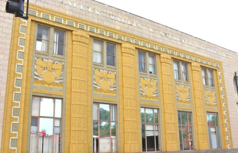 Laramie State Bank Building, Chicago, Ill, Photo Romi Cortier