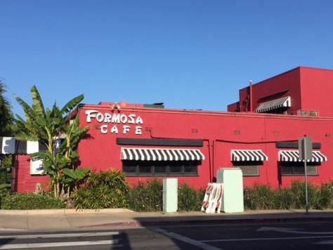 Formosa Cafe, Los Angeles, Ca. Photo Romi Cortier