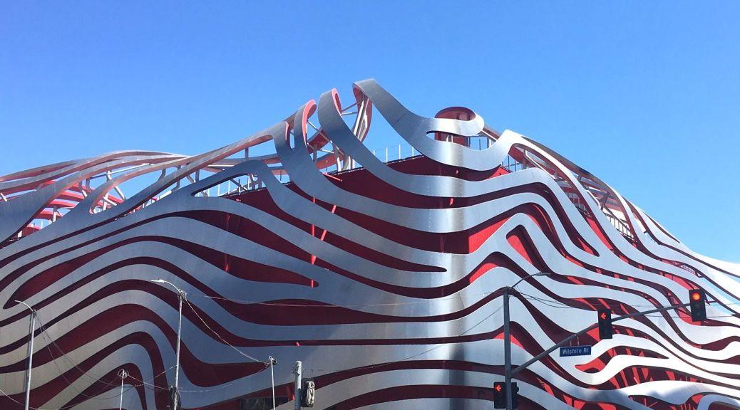 Peterson Automotive Museum, Los Angeles, Ca. Photo Romi Cortier