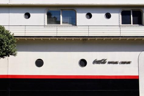 Coca Cola Building, Los Angles, Photo Romi Cortier