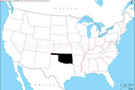 related keywords & suggestions for oklahoma on us map