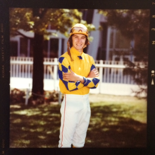 Clint Goodrich 1978 Arlington Park