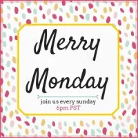 Merry Monday Link Party #84: A Farewell