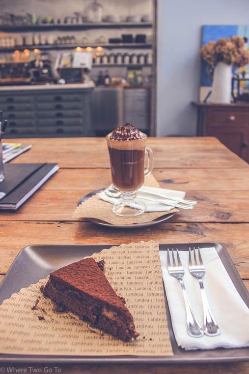 Landeau Chocolate Cake