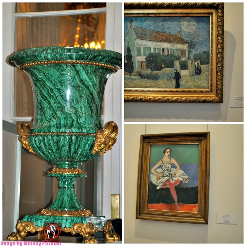 treasures at the hermitage