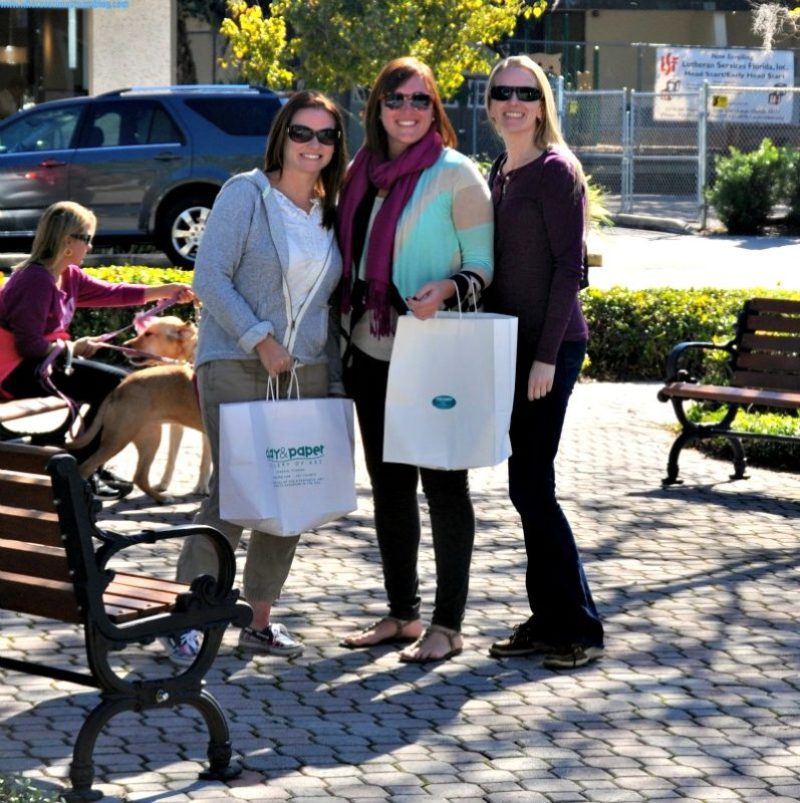 ladies shopping dunedin