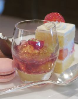 Afternoon Tea at Imperial Hotel Tokyo Japan 10