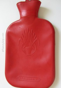 water bottle red  for wp