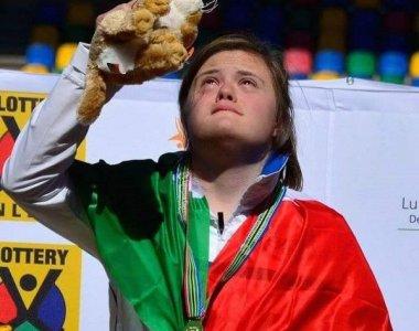mondiali di atletica, Nicole Orlando entra di merito nella storia dello sport Italiano.