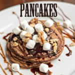 Rocky Road Pancakes