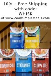 Cook Simple Promo