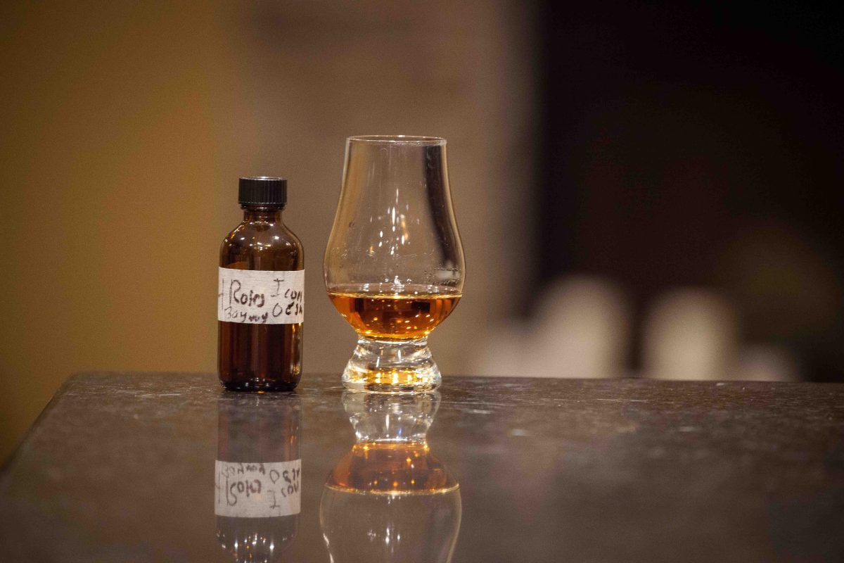 Four Roses Single Barrel (Icons of Whiskey – Bay Way OESK) Review