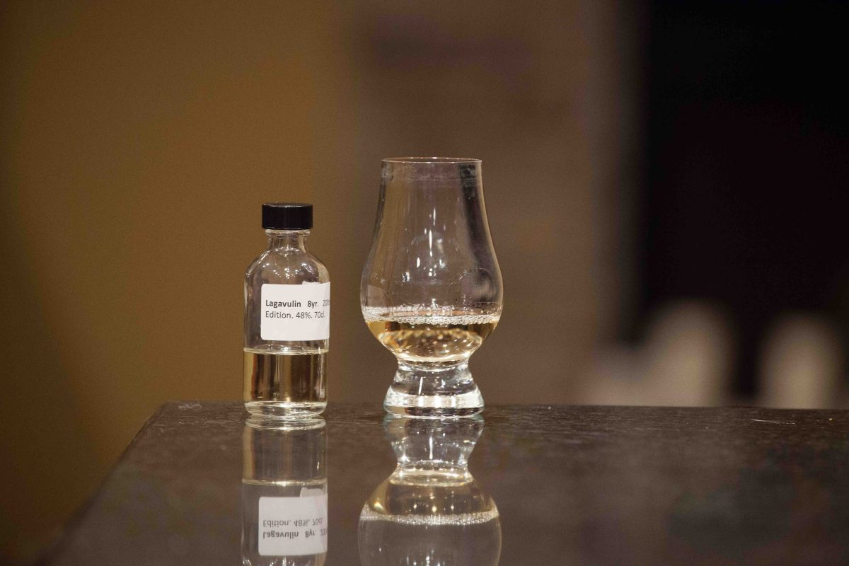 Lagavulin 8 200th Anniversary Review