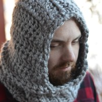 Farmer's Chunky Hooded Cowl