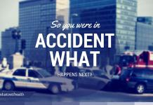 So You Were In An Accident... What Happens Next?