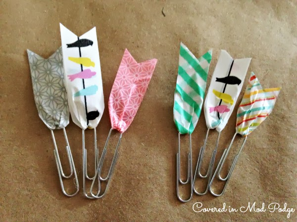 Washi Tape Bookmarks 5