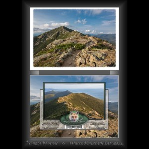 #2056 Franconia Ridge Notecard